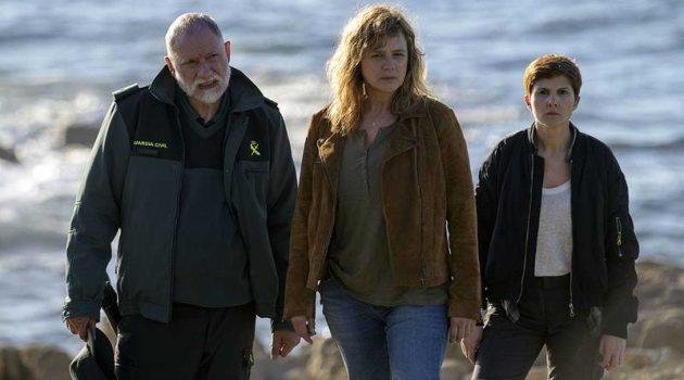 'Néboa', la nueva serie de RTVE ambientada en la costa gallega, concluye su rodaje