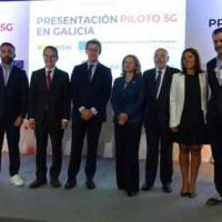 El proyecto piloto 5G en Galicia impulsado por Red.es entra en su primera fase