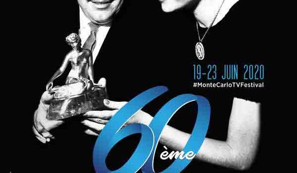 El Festival de Télévision de Monte-Carlo desvela el cartel de su 60º aniversario