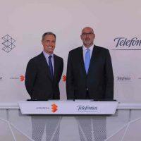 Alianza entre Atresmedia y Telefónica para la creación de una productora
