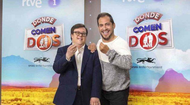 'Donde comen dos' de La 1, en la shortlist de los Mipcom Diversify TV Excellence Award