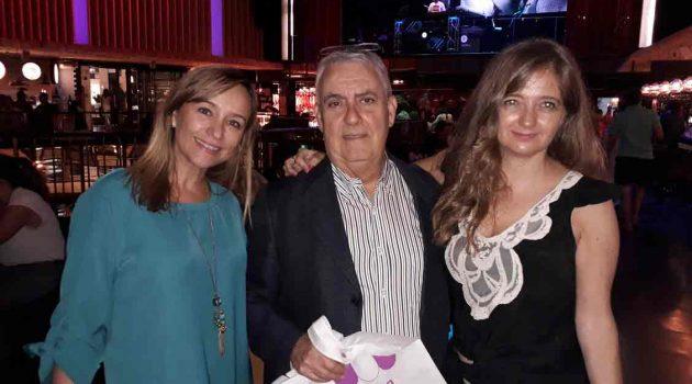 El acento italiano marca el retorno de las noches de 8madrid TV y Platea