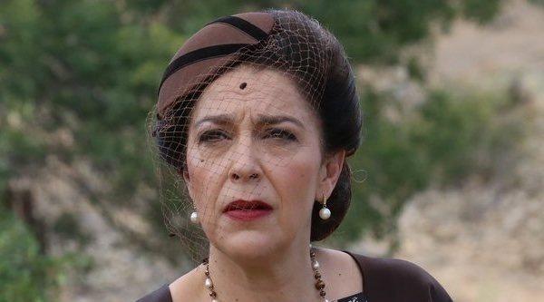 María Bouzas en su conocido papel en 'El secreto de Puente Viejo'