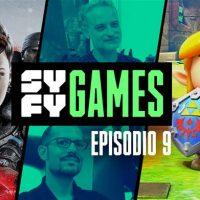 El programa de videojuegos 'SYFYGames' regresa el 29 de septiembre