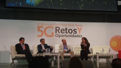 Extensión y disponibilidad del 5G, a debate en III Foro Unired Smart Towers