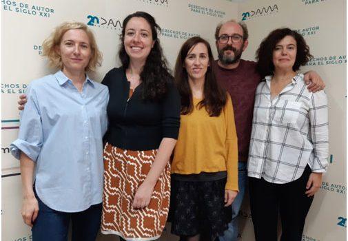La primera edición de DAMA Cortos ya tiene proyecto ganador