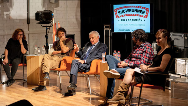 Mediaset España y la ESCAC arrancan la iniciativa'Showrunner: Aula de Ficción'