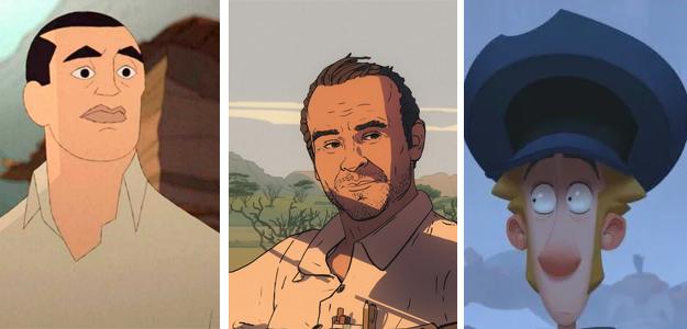 Tres películas españolas con opciones para el Oscar de animación