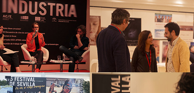 Las jornadas de industria del Festival de Sevilla tendrán acento italiano