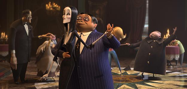 Llegan a los cines 'La familia Addams', 'Secretos de Estado', 'Parásitos' y 'El silencio de la ciudad blanca'