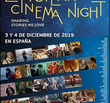 Todo listo para la segunda edición de European Cinema Night