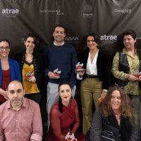 La VII edición de los Premios Atrae corona a las mejores traducciones de 2018
