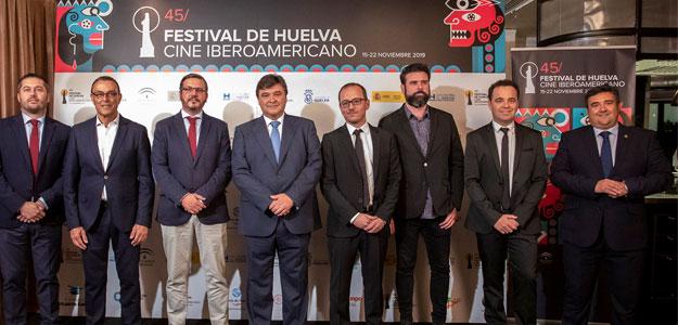 Huelva, lista para celebrar la 45ª edición de su Festival de Cine Iberoamericano