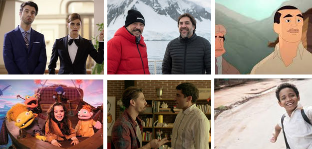 '¿Qué te juegas?' abrirá el jueves Recent Cinema from Spain 2019