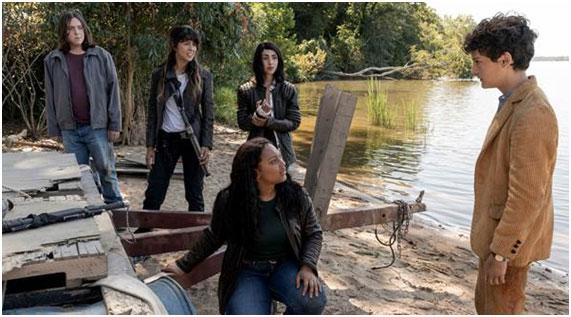 AMC estrenará lo nuevo del universo 'The Walking Dead' el próximo 20 de abril