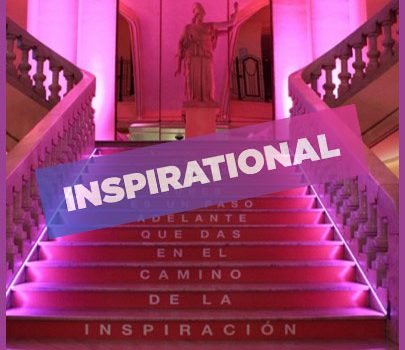 El gaming se cuela en Inspirational'20