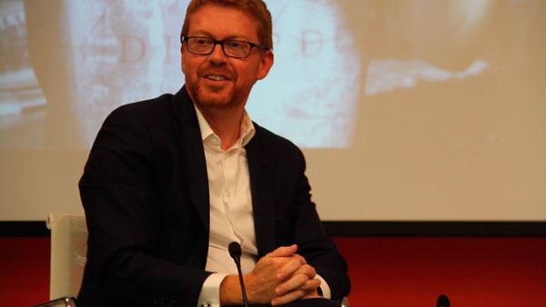 Sergio Oslé y los futuros planes para Movistar+