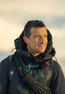 'Famosos en peligro con Bear Grylls', estreno en National Geographic