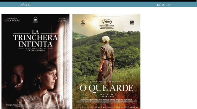 Disponible la edición digital de Cineinforme dedicada a los Goya