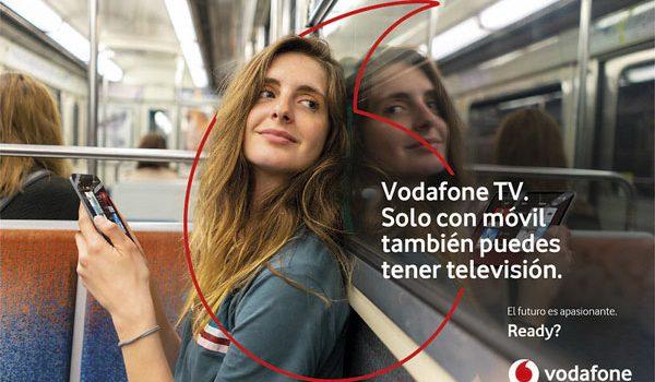 Los clientes con tarifas de solo móvil disfrutarán de Vodafone TV