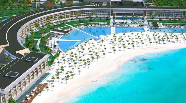 El Centro de Convenciones del hotel Barceló Maya Riviera posee más de 21.000 metros cuadrados.