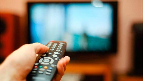 El consumo televisivo de enero descendió respecto al pasado año