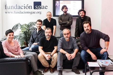 Fundación SGAE anuncia los proyectos de su Laboratorio de Creación de Series de TV