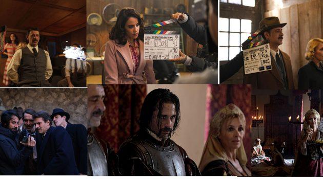 'El Ministerio del Tiempo' continúa con la grabación de su cuarta temporada