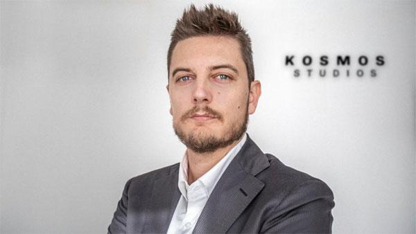 Oriol Querol es el nuevo director general de Kosmos Studios, la productora de Piqué