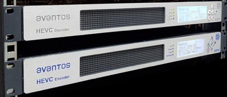 RTVE ahorra más de un 40% de ancho de banda con la solución HEVC de Sapec