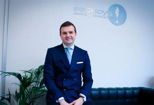 Secuoya ficha a Jorge Planes como director de estrategia