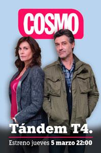 'Tándem' temporada 4, estreno en COSMO