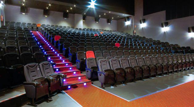 Sala 1 del Cine Paz de Madrid.