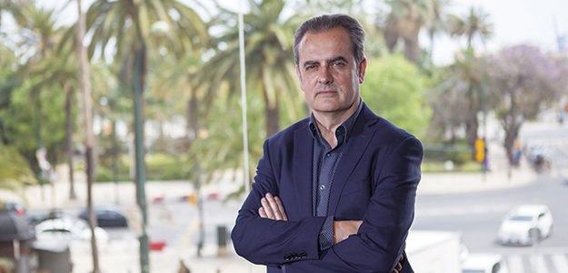 """Juan Antonio Vigar: """"En el Festival de Málaga inauguramos nuevos espacios que la propia industria nos solicita'"""