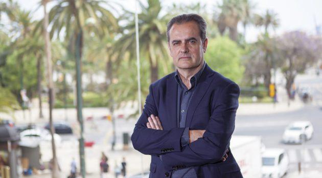Juan Antonio Vigar, director del Festival de Málaga