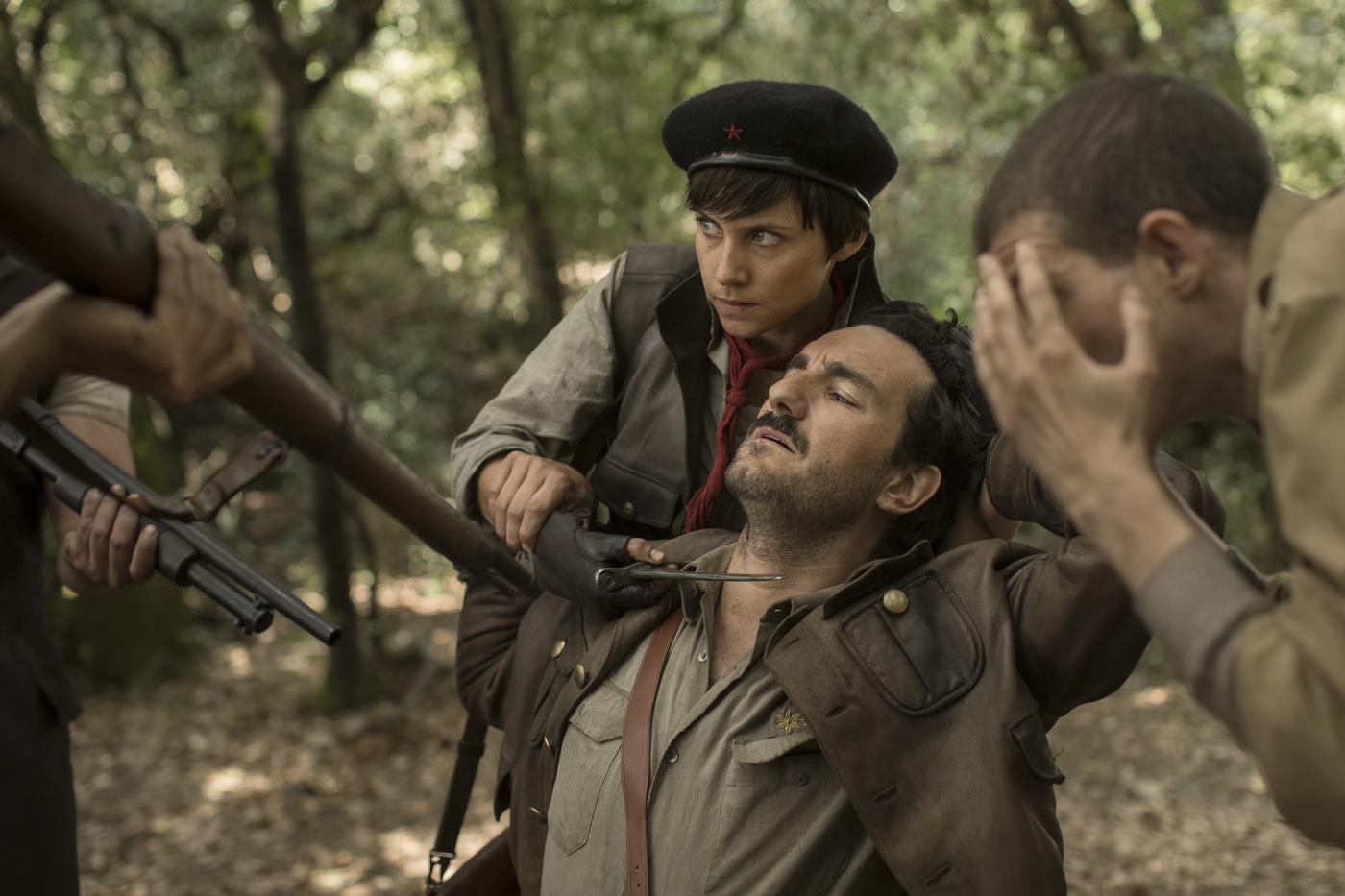 Malnazidos', la película de zombis en la Guerra Civil, será ...