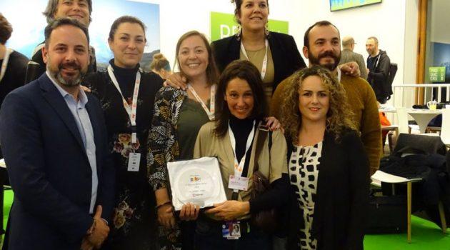 Felicidad en Canary Islands Film por el galardón, que es la primera vez que recae en España.