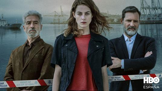 Tras su paso por la televisión gallega, 'Auga seca' se verá en HBO