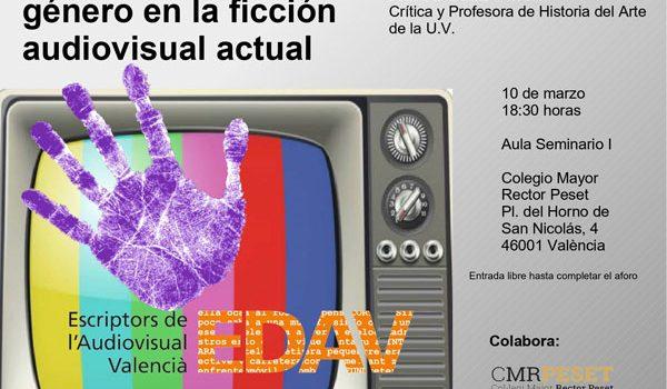 Los guionistas valencianos analizarán el tratamiento de la violencia de género en la ficción audiovisual