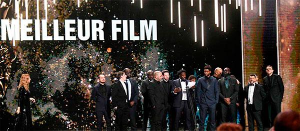 'Los Miserables', la película de unos César que eligen a Polanski como mejor director