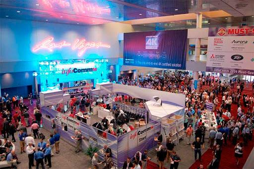 Avixa cancela InfoComm Las Vegas hasta el próximo año