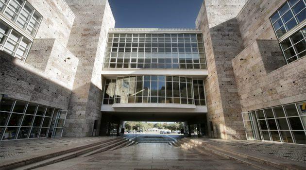 Centro Cultural de Belem en Lisboa.