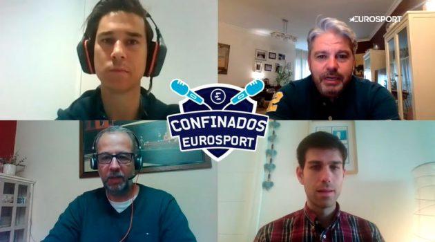 Eurosport estrena 'Confinados'