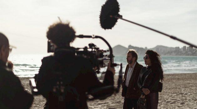 'Nieva en Benidorm', uno de los últimos largometrajes españoles cuyo rodaje pudo acabarse (Foto: Zoe Sala Coixet / El Deseo)