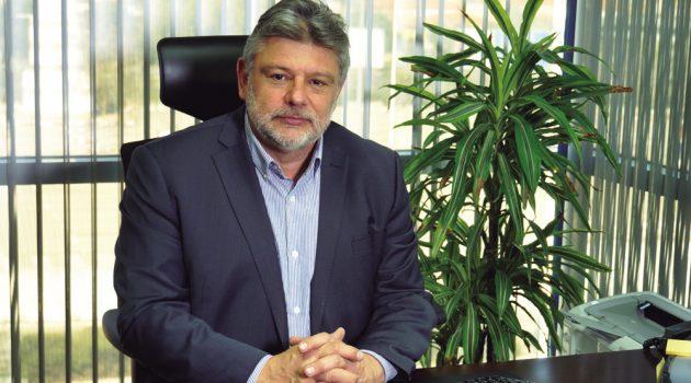 Rafael Lambea, director general de CREA SGR.