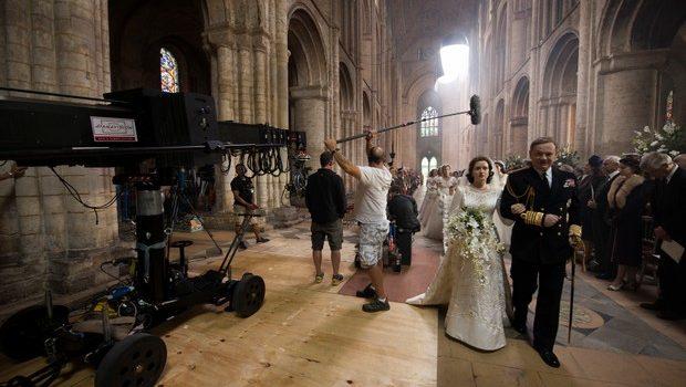 La nueva temporada de 'The Crown' tenían previsto rodar en España