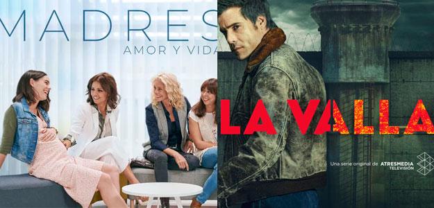 'Madres' y 'La valla' seleccionadas en Fresh TV de ficción de MIPTV Online+