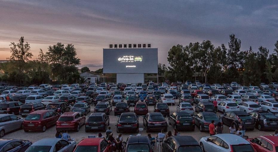 Autocine Drive-In Dénia