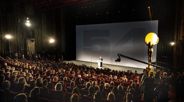 Ceremonia de clausura de la edición 2019 de Karlovy Vary.
