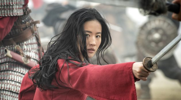 Disney's MULAN  Mulan (Yifei Liu)   Photo: Jasin Boland  © 2019 Disney Enterprises, Inc. All Rights Reserved.